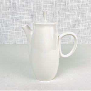 Vintage Franciscan Whitestone Cloud Nine tea pot